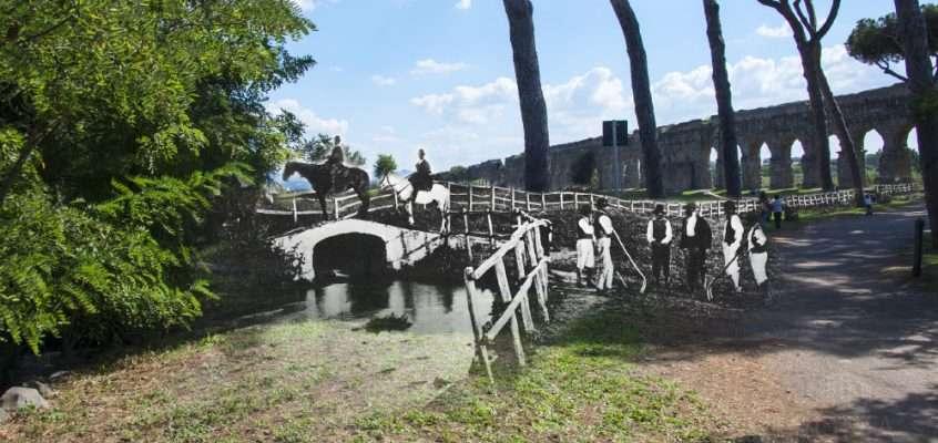 L'acquedotto Claudio e l'acqua Mariana