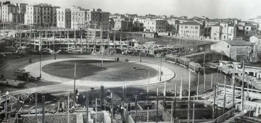 Piazza Verbano (1930 ca)