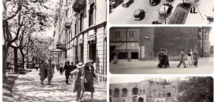 Via Vittorio Veneto 1936 (8 foto)