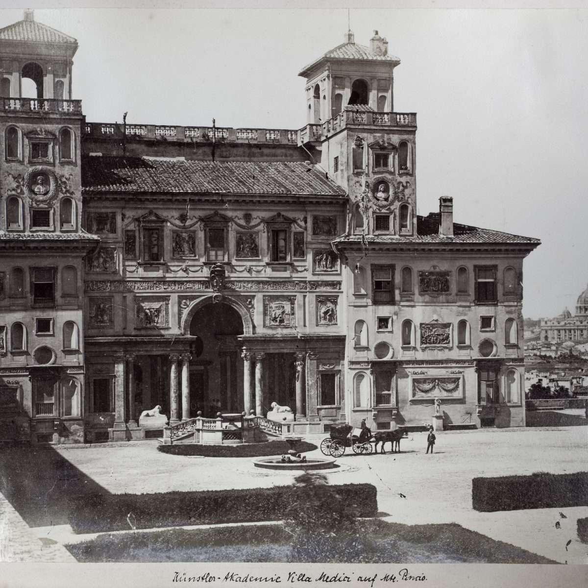 L-1090127 - Villa Medici - Caneva - 1860