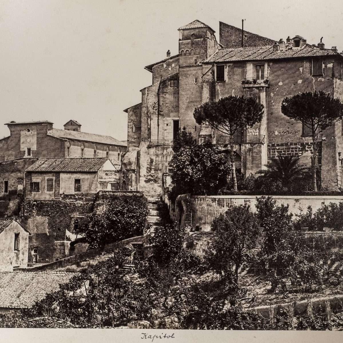 L-1090134 - Palazzo Caffarelli- 1854