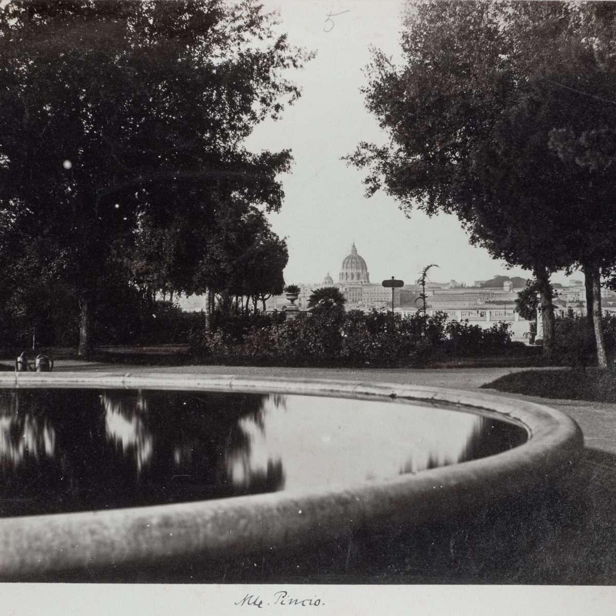 L-1090146 - San Pietro dal Pincio- James Anderson - 1860