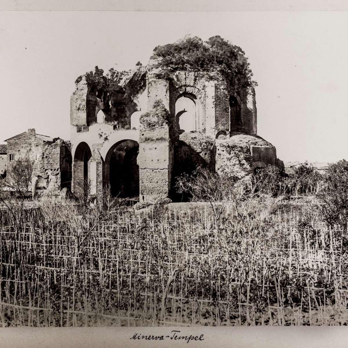 L-1090160 - Tempio Minerva Medica