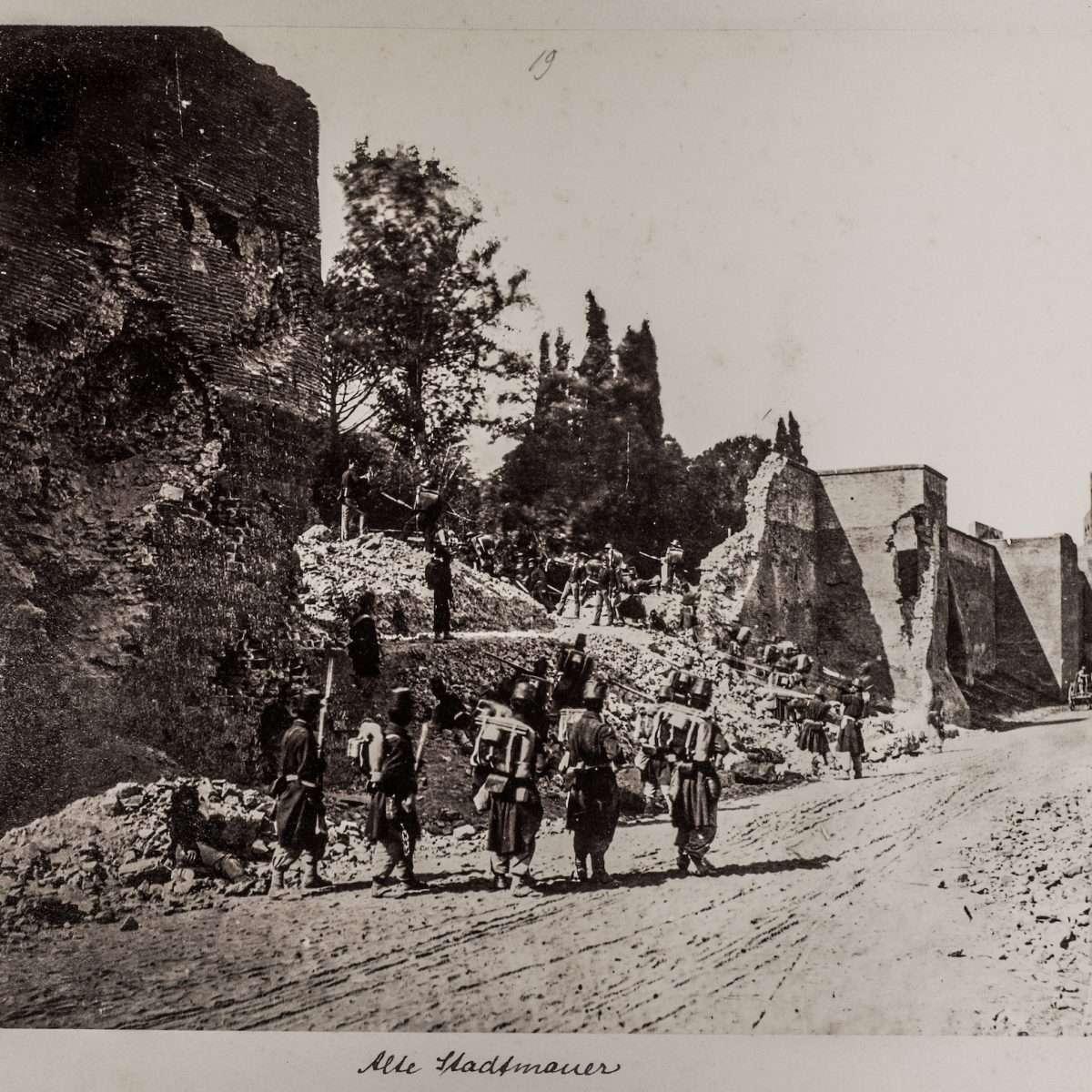L-1090161 - Breccia di Porta Pia - 1870