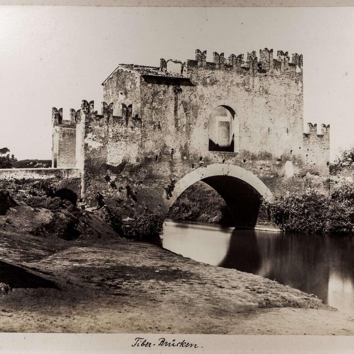 L-1090162 - Ponte Nomentano - 1860 ca