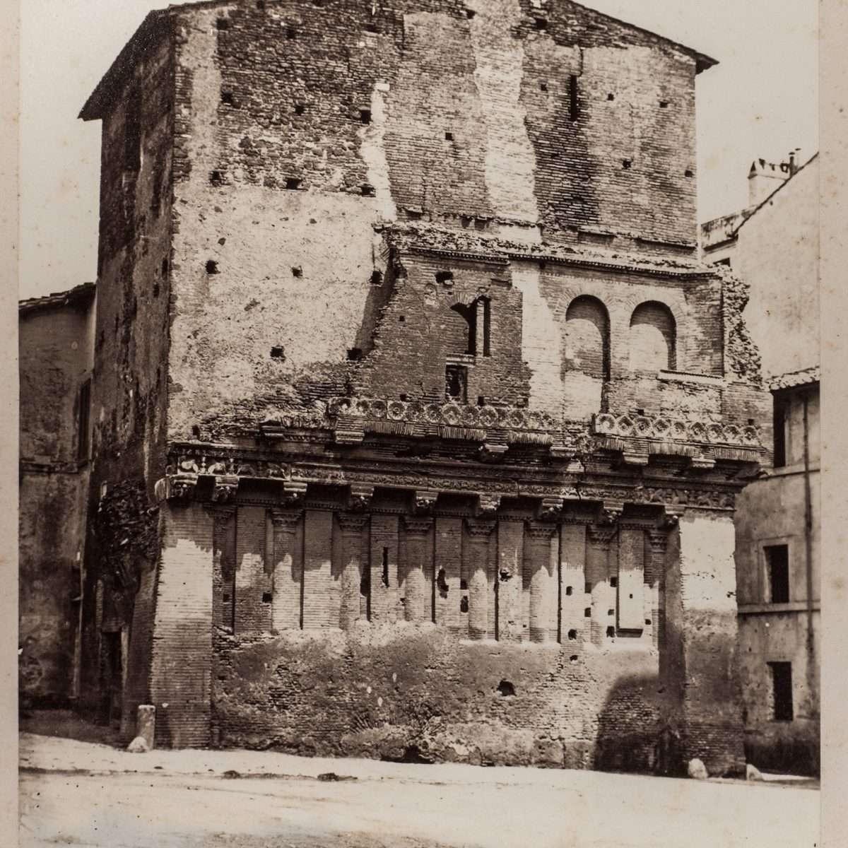 L-1090169 - Casa di Cola da Rienzo - 1875