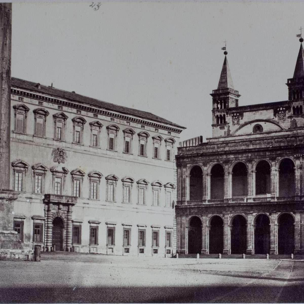 L-1090202 - Piazza di San Giovanni in Laterano