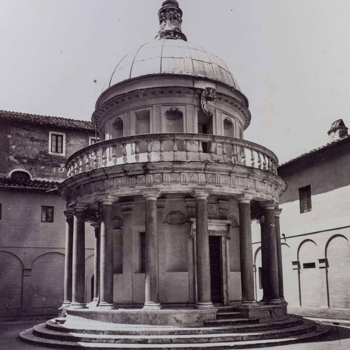L-1090215 - Tempietto del Bramante