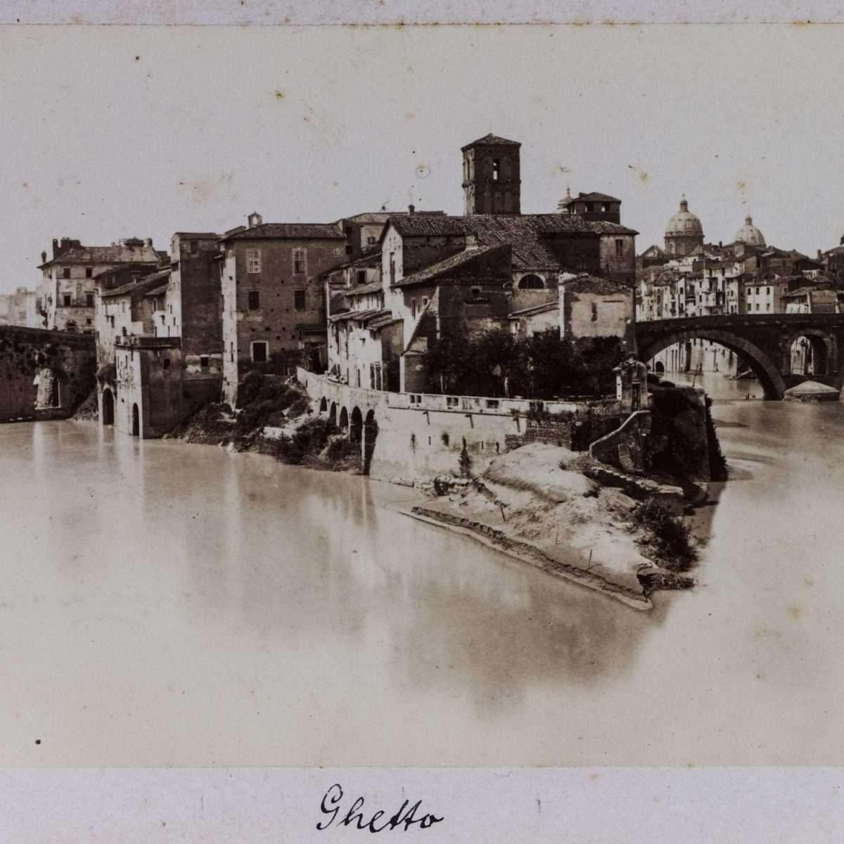 L-1090253 - Isola Tiberina
