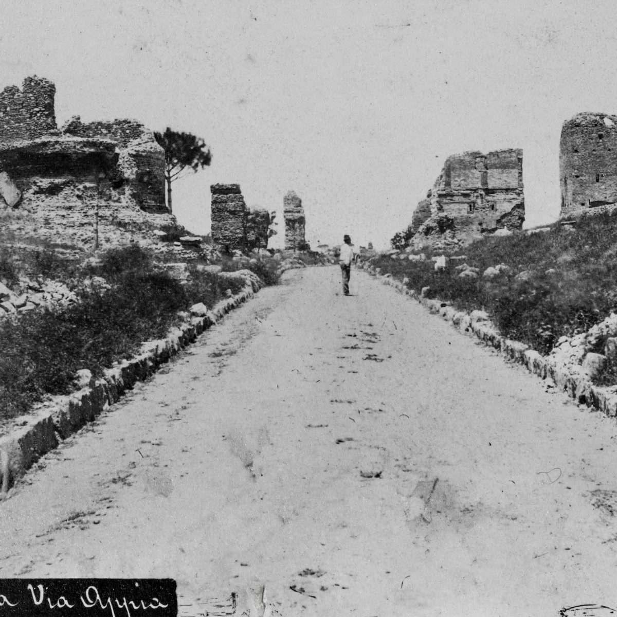 L-1090260 - Via Appia Antica
