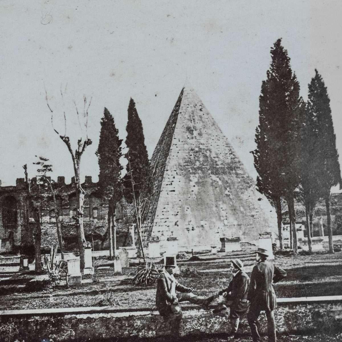 L-1090261 - Piramide Cestia