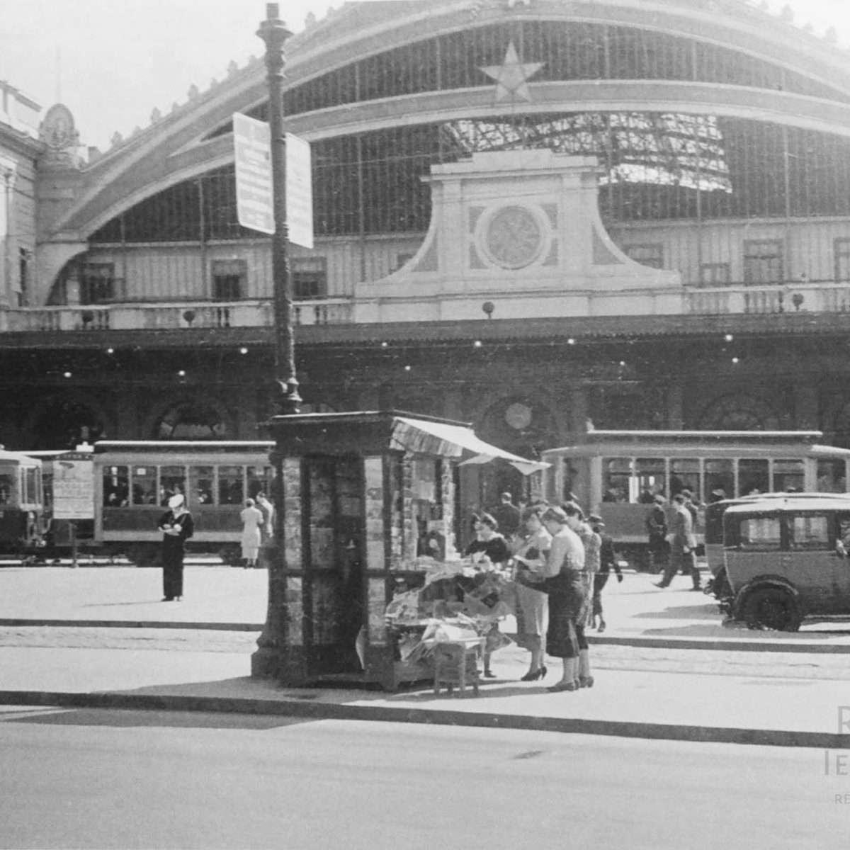 Antica Stazione 1936