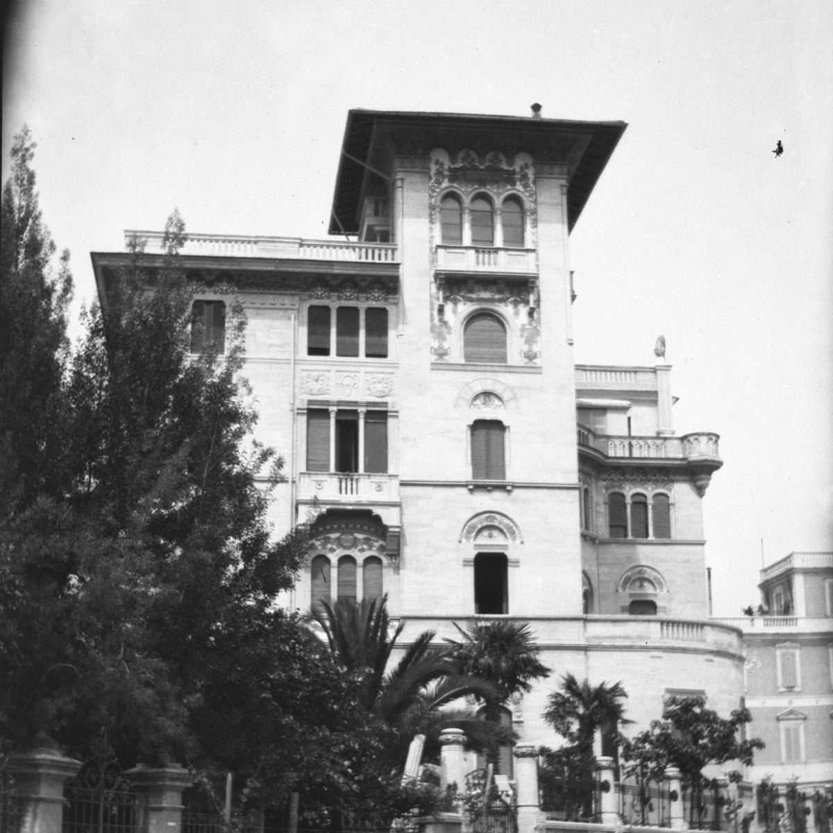 16 - Villa Cagiati, Via dei Gracchi