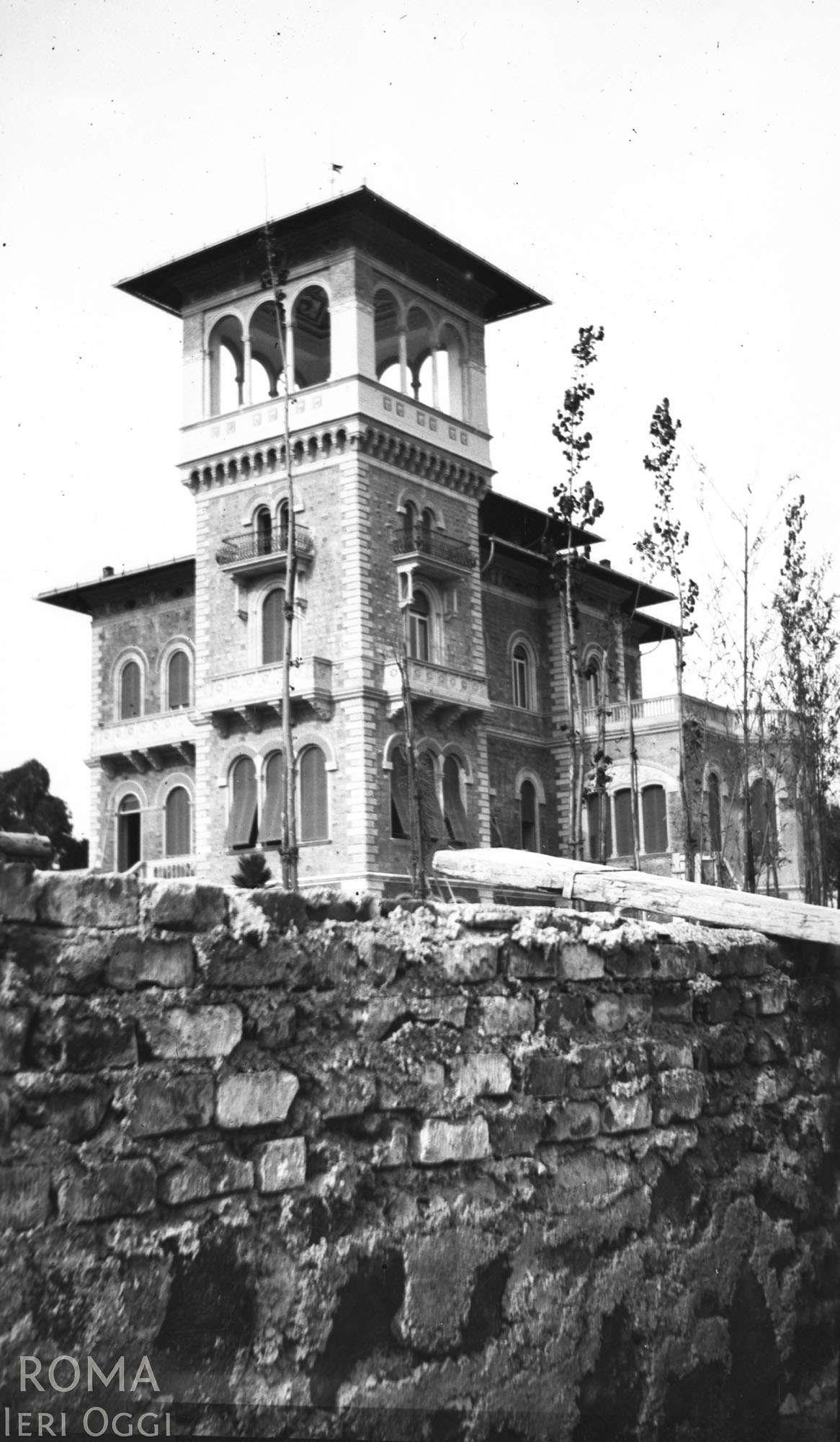 20 - Villa Titta Ruffo, Via Carlo Dolci