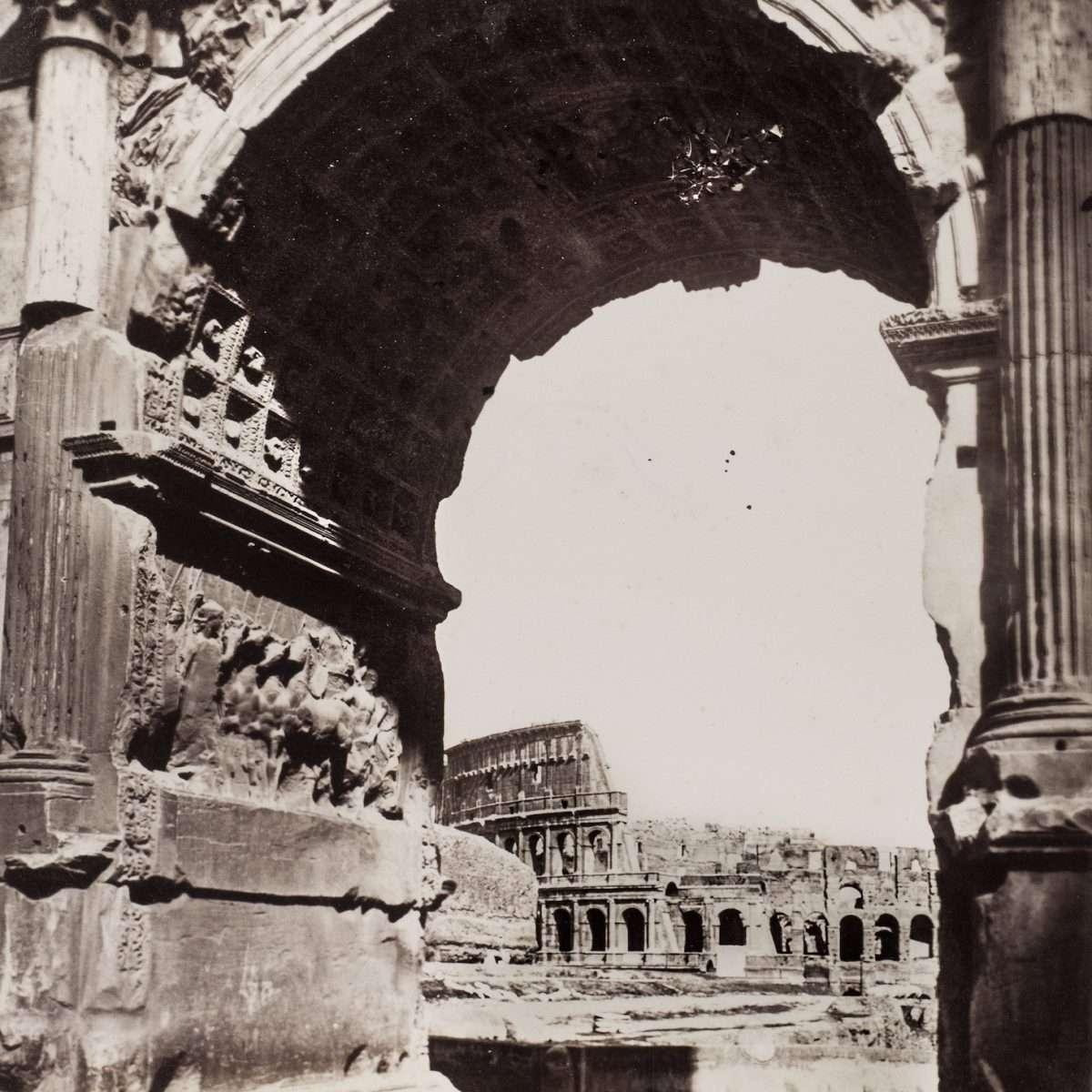 L-1090175 - Arco di Tito