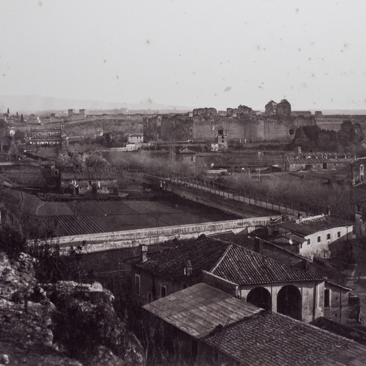 L-1090195 - Panorama dal Palatino
