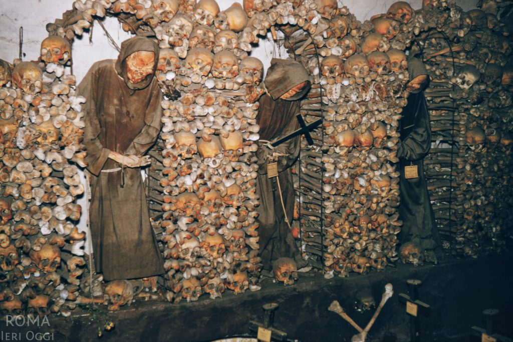 Cripta Cappuccini a Via Veneto