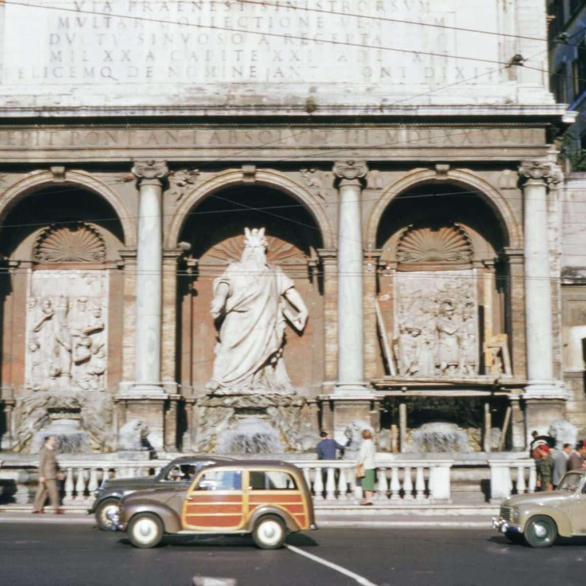Piazza San Bernardo