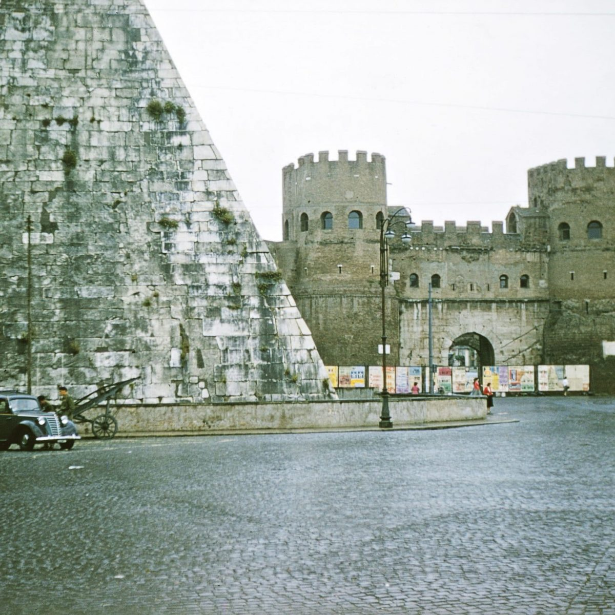 Piazzale Ostiense