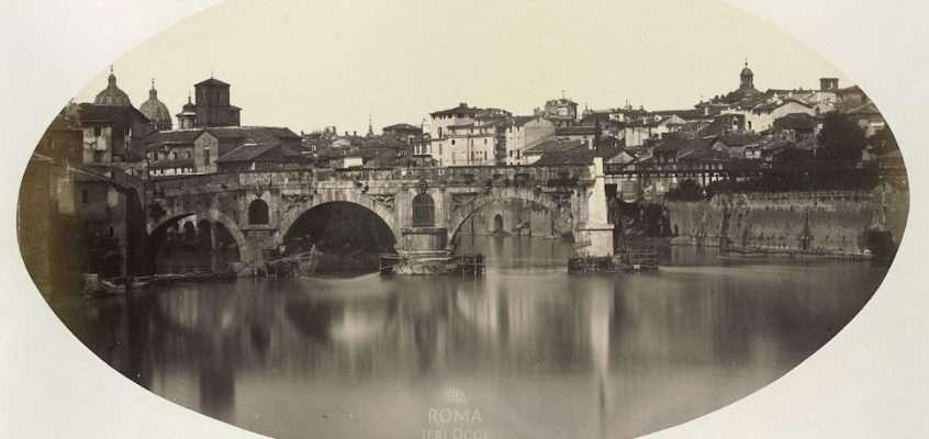 Ponte Rotto (1860)