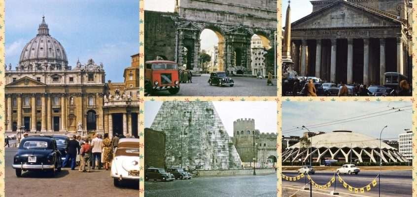 Roma 1950 ca (20 foto)