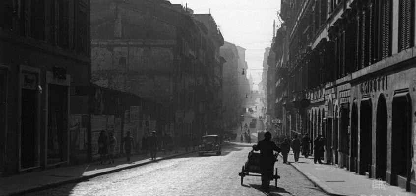 Via Sistina (1945)
