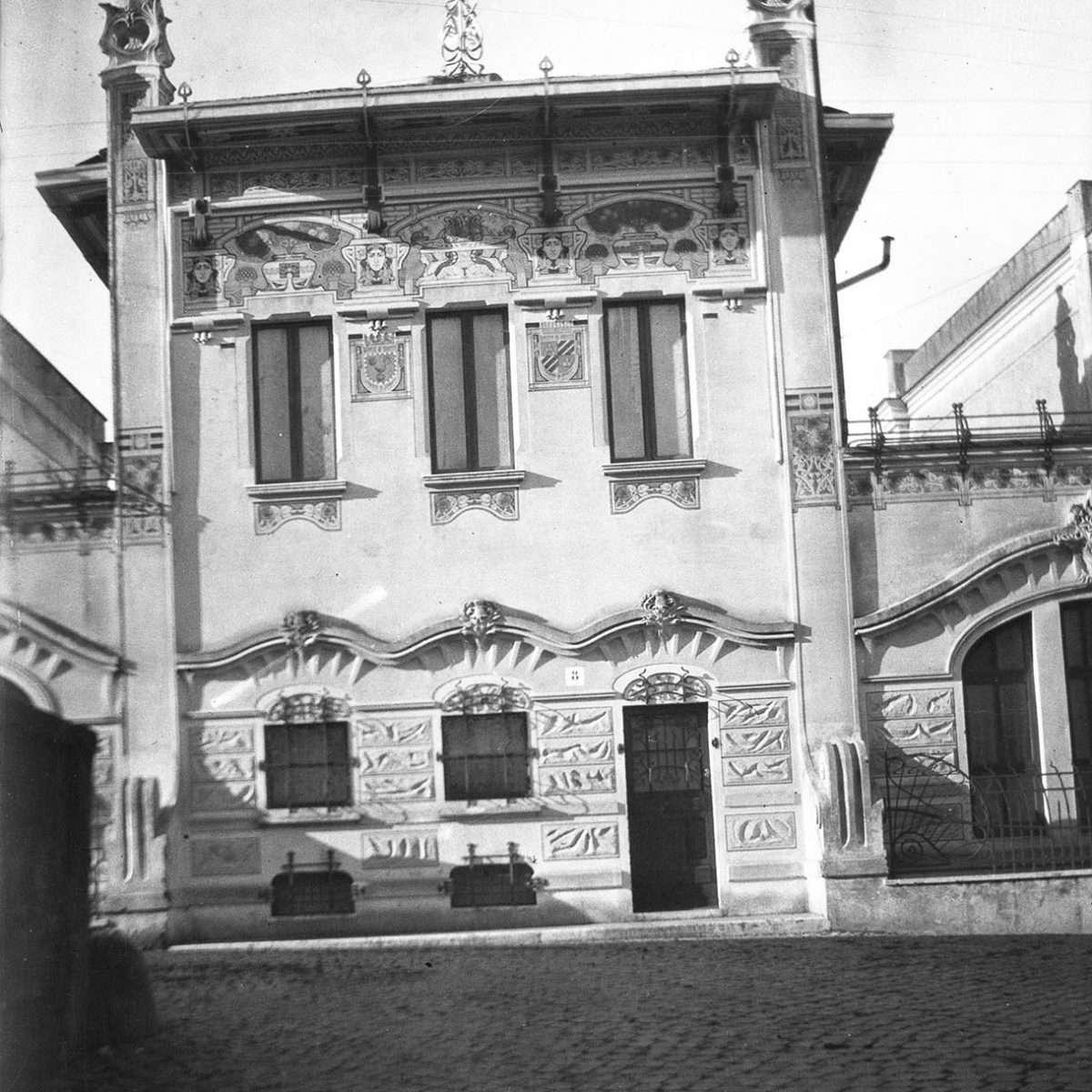 14 - Villa Piacentini Frascati