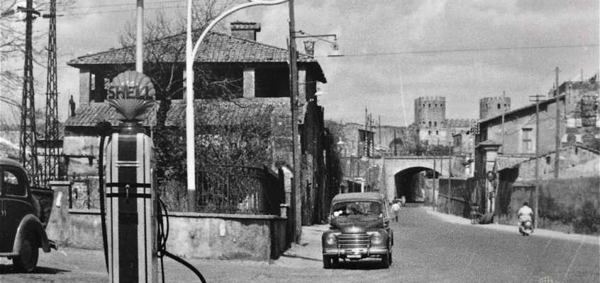 Via Appia Antica (1950 ca)