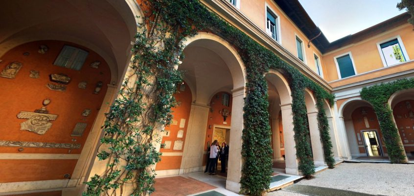 Accademia Americana in Roma a 360°