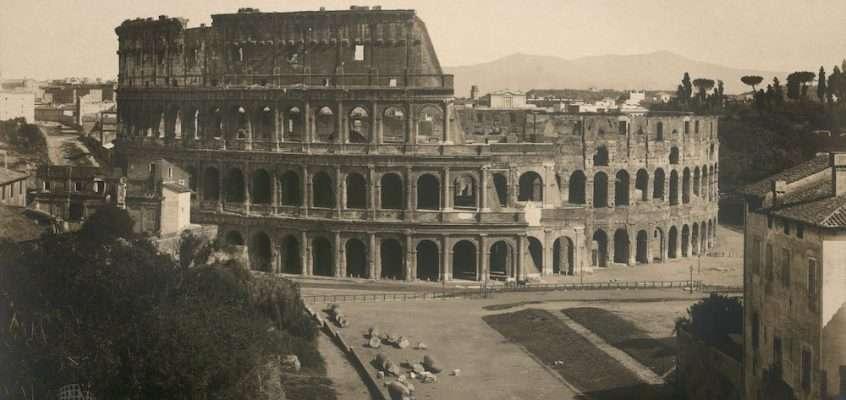 Colosseo (1885 ca)
