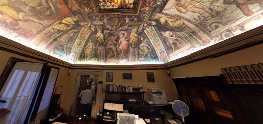 Palazzo di Firenze a 360°