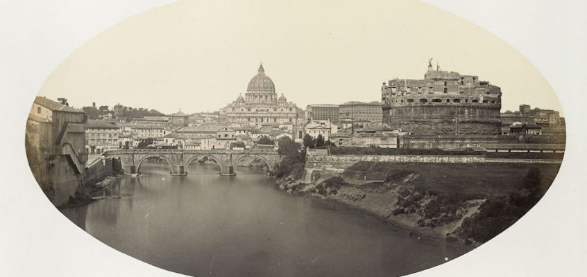 Castel Sant'Angelo (1860)