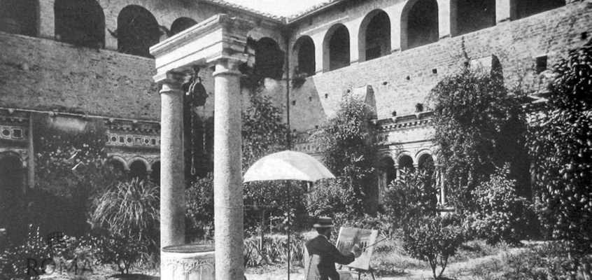 San Giovanni in Laterano (1880 ca)