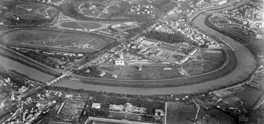 Panorama Quartiere Flaminio (1926 ca)