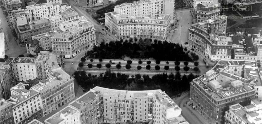 Piazza Re di Roma (1934 ca)