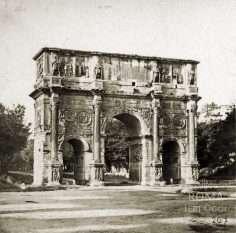 Piazza del Colosseo (1885)