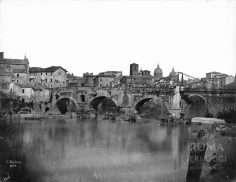 Ponte Rotto (Flacheron, 1850)