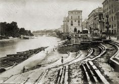Porto di Ripetta (1878)