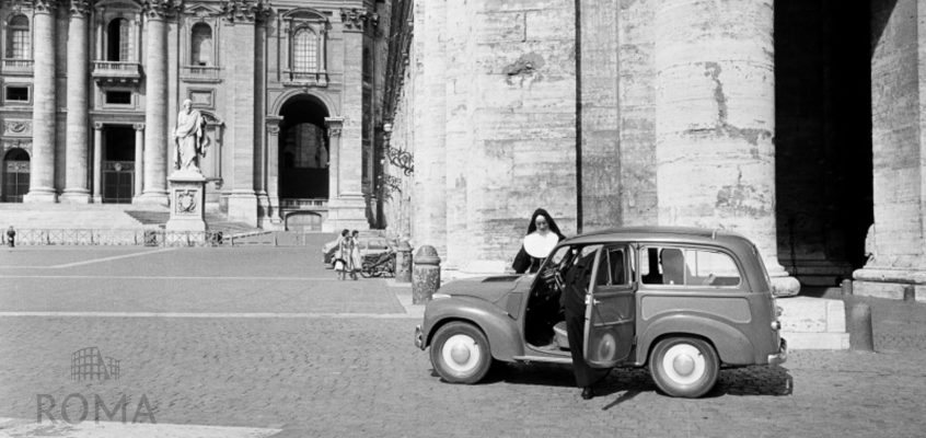Piazza San Pietro (1958)