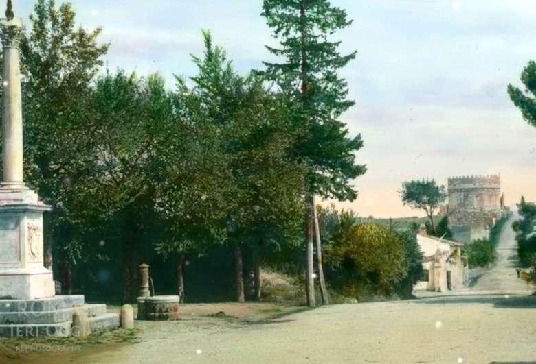 Via Appia a Colori