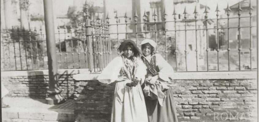 Via della Consolazione (1900 ca)