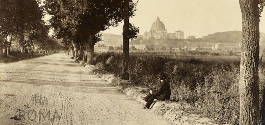 Viale Angelico (1870 ca)