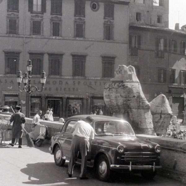 Piazza di Trevi