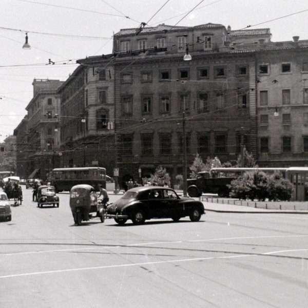 Corso Vittorio Emanuele II angolo Via Paola