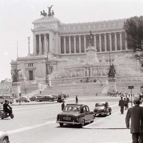 Piazza Venezia - Vittoriano