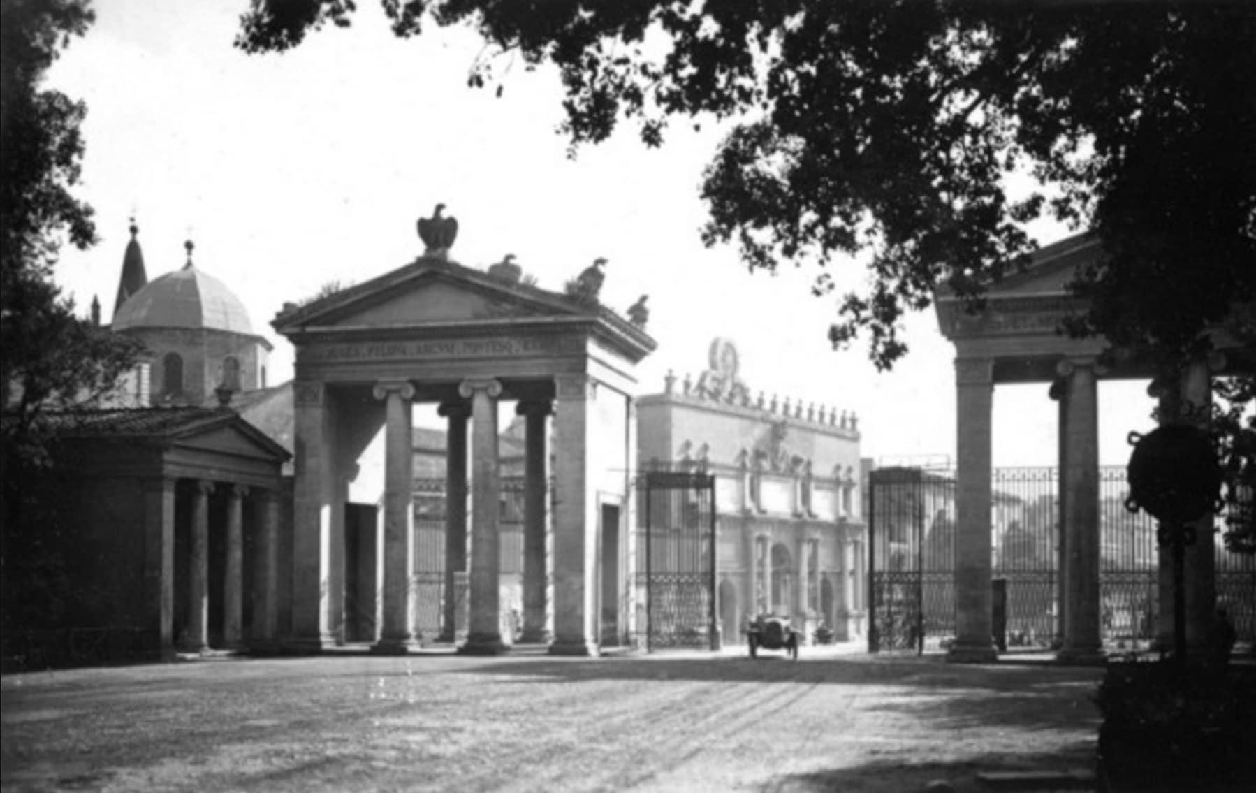 Villa Borghese - Piazzale Flaminio