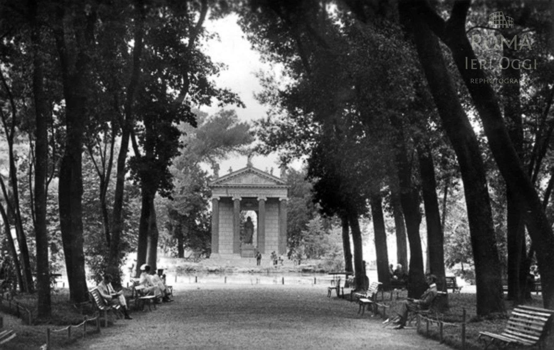 Villa Borghese - Laghetto