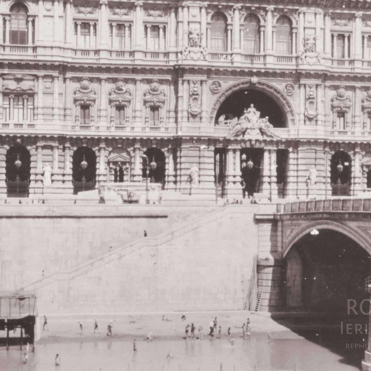Palazzo di Giustizia (Palazzaccio)