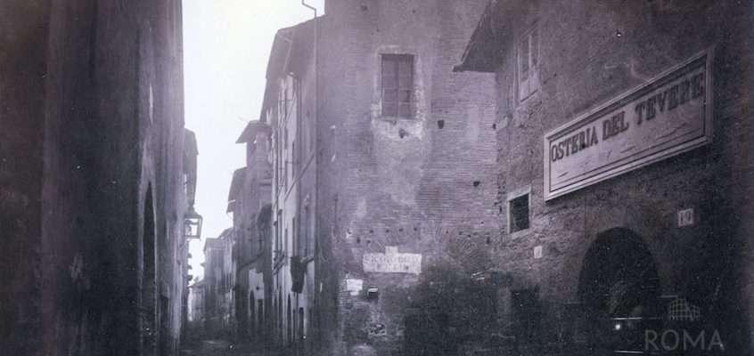 Via della Lungarina (1868)
