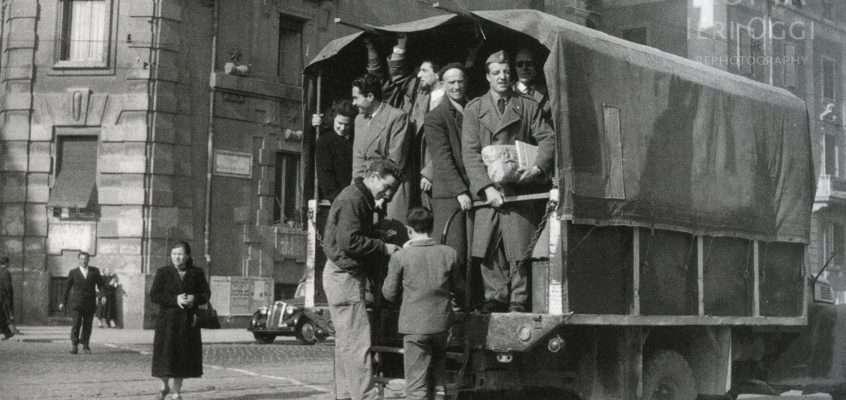 Viale Regina Margherita (1945)